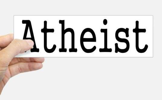 Ο άθεος φίλος μου