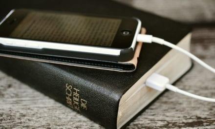 Ξέχασες την Βίβλο σου στο πατάρι;