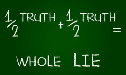 Η μισή αλήθεια